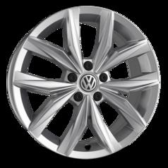 Легкосплавные колесные диски Kingston 7J x 18 (Tiguan Highline)
